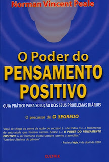 O PODER DO PENSAMENTO POSITIVO (Norman Vicent Peale)