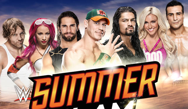 WWE Summerslam 2016 Preview