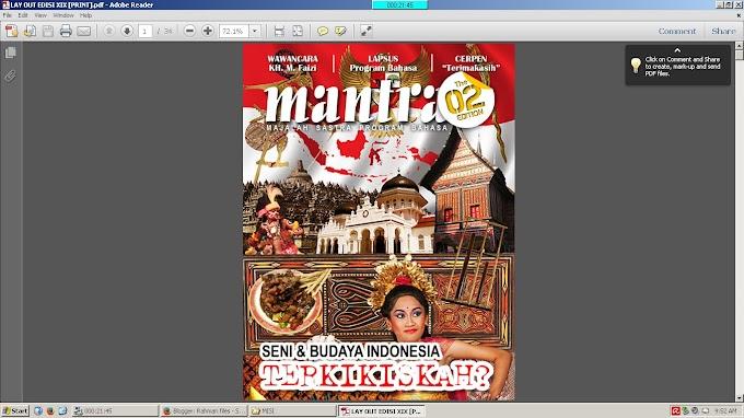 Majalah Mantra (edisi 2)