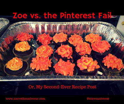 Pinterest Fail! Recipe post