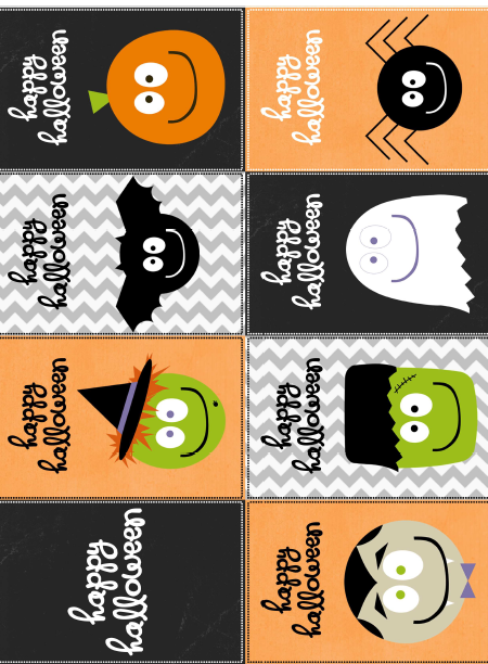 sd card label template - halloween mini kits para imprimir gratis ideas y