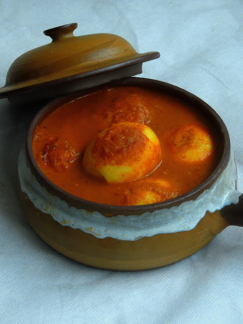 Srilankan Egg Curry