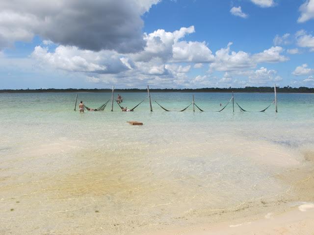 Lagoa do Paraíso, em Jericoacoara