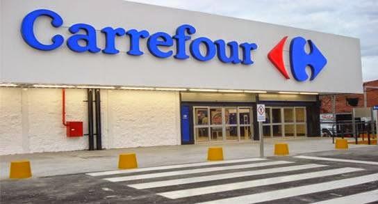 Punto Cero Hacia El Futuro Carrefour Con Terrazas De Mayo