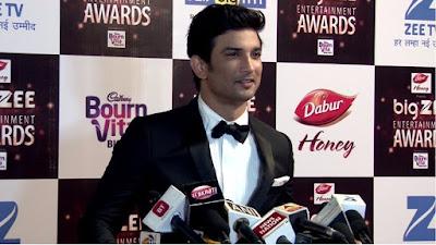 sushant-singh-rajput-zee-entertainment-award-2017