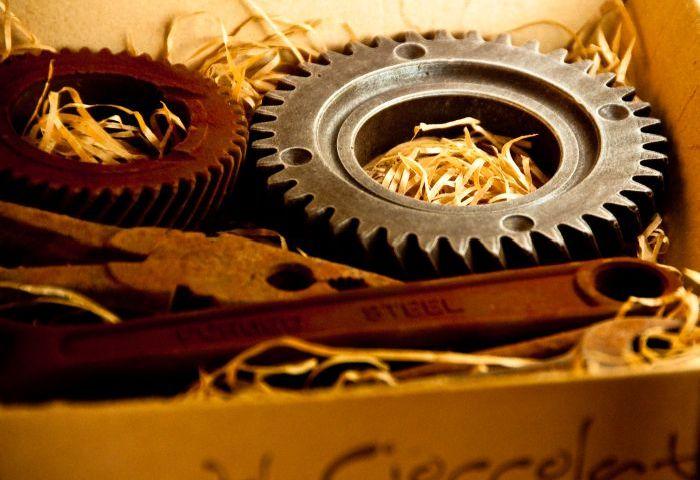 Chocolate Cake Riddle