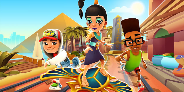 Subway Surfers V1.94.0 (Mod Money)