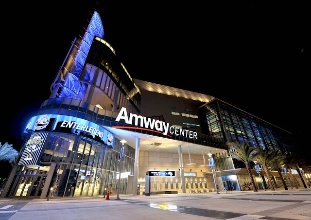 Arena Amway Center Orlando Magic