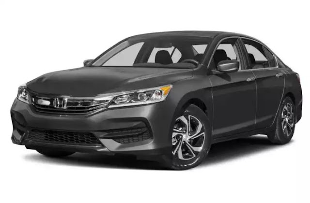 Comprehensive Details On 2018 Honda Accord
