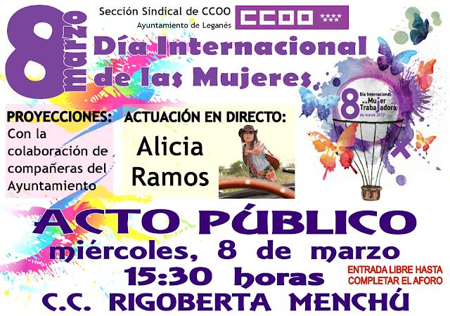 CCOOAytoLeganes_Acto_8Marzo