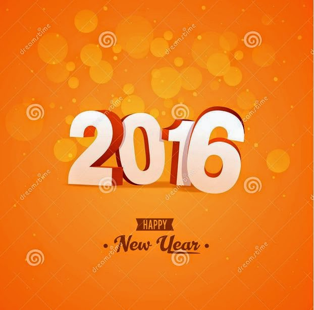 Happy New Year 2016 Greeting Wishes