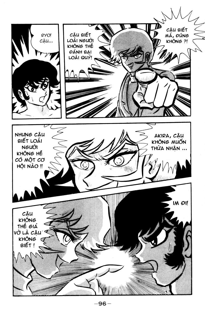 DevilMan chapter 19 trang 11