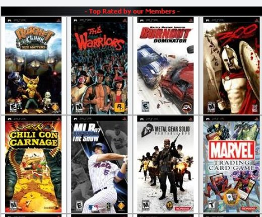 Free Download Games Mac PS3 PS2 PSP XBOX360 Wii