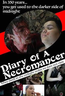 Diary of a Necromancer – review