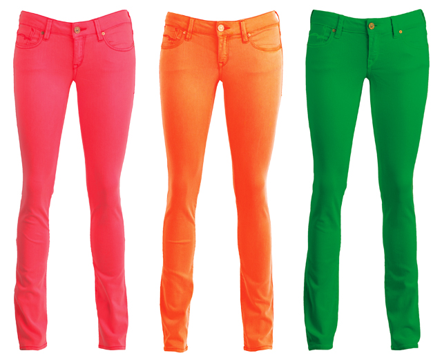 GIVE-AWAY; Win a Neon Orange Mavi Jeans on La Vie Fleurit! #Fashion, #outfit, #trend, #NEON, #win, #winactie, #giveaway