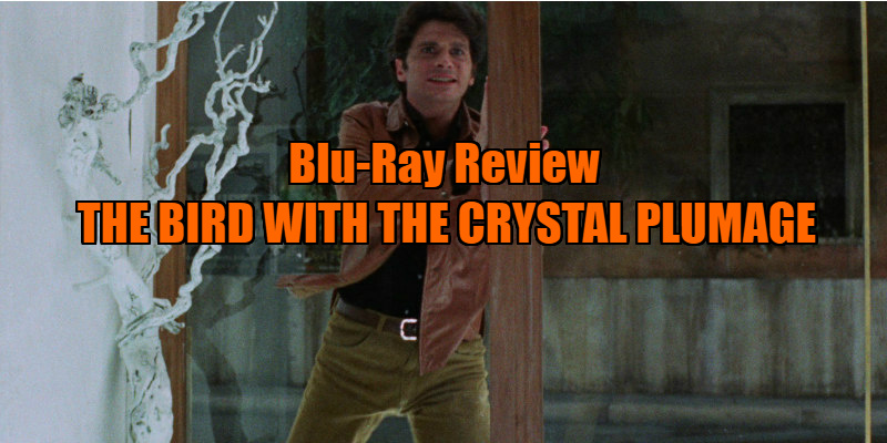 The Bird with the Crystal Plumage review