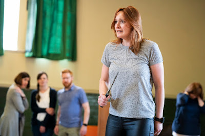 Mozart: Idomeneo - rehearsals for Buxton Festival - Heather Lowe (Photo Richard Hubert Smith)