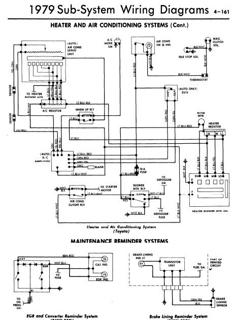 repair-manuals: all models 1978 heater and air ... wiring diagrams for 2006 ford freestyle