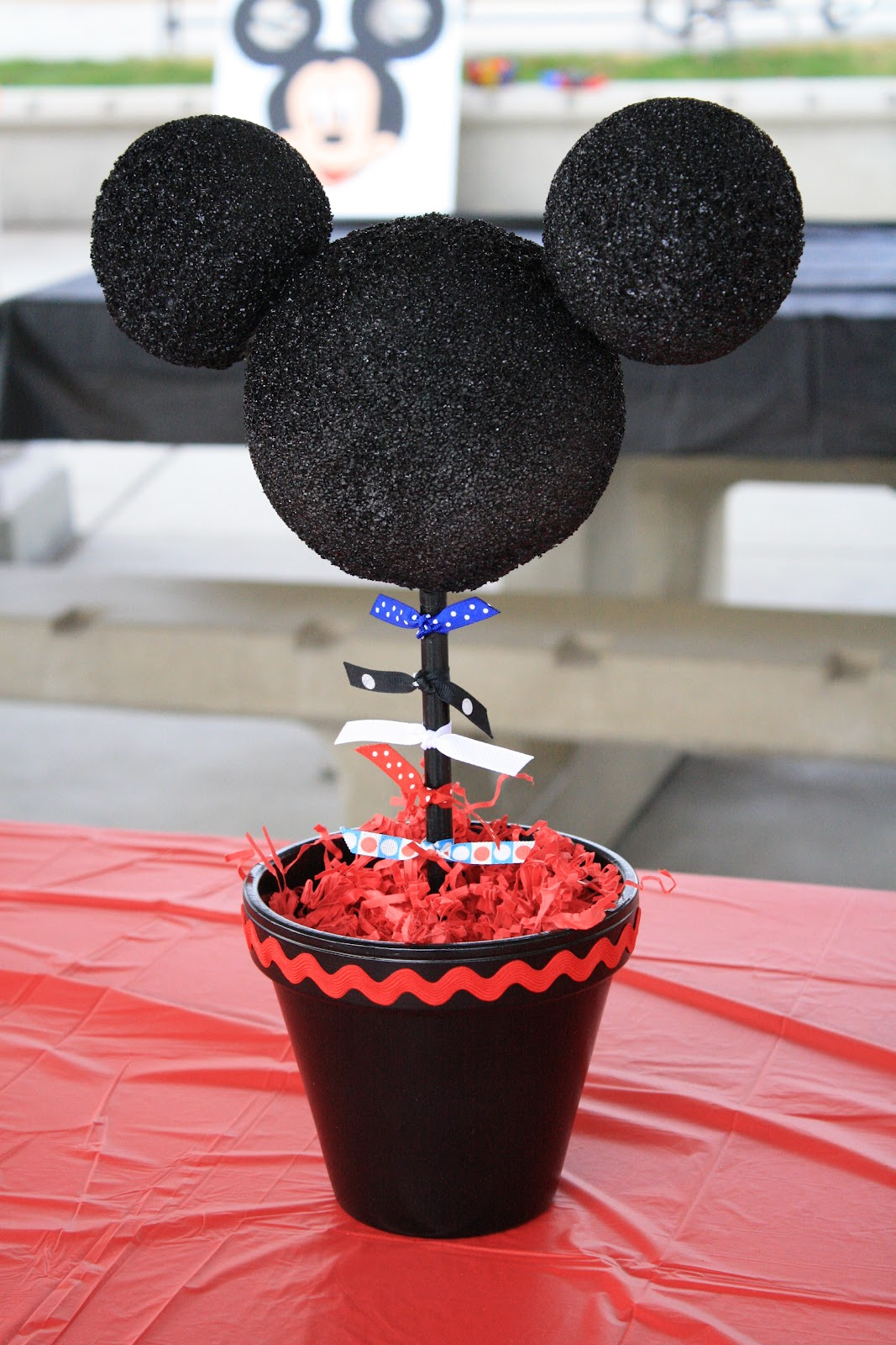 Party Designs By Maddylus Mickey Mouse Carnival Themed Party