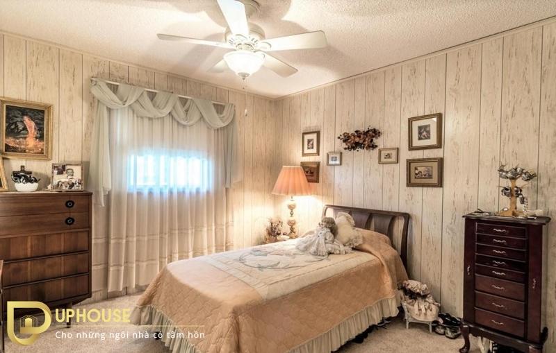 Phòng ngủ tân cổ điển đẹp 06