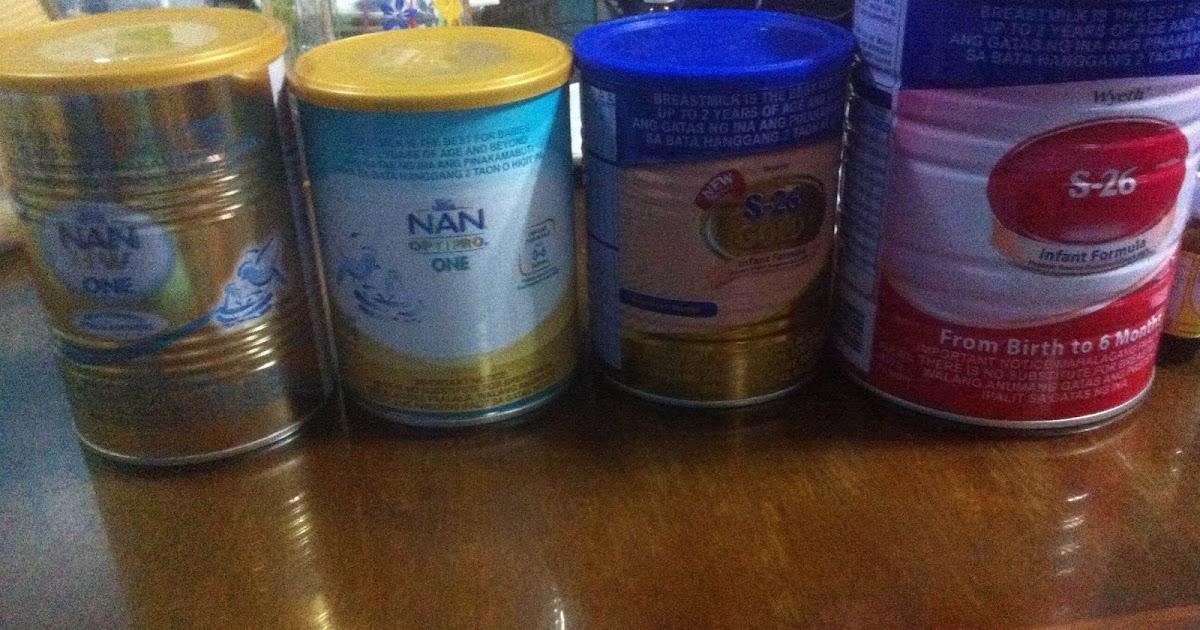 SingleMomma Formula Milk for Infants S26 S26 Gold NAN