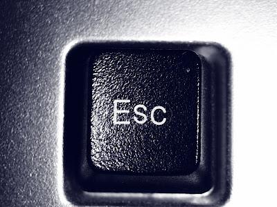Tecla ESC del teclado
