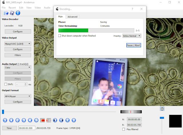 الحل النهاي تقليل حجم الفيديو مع الحفاظ علي جودته