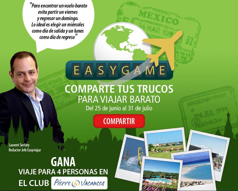 Concurso EasyViajar.