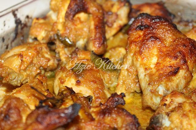 Ayam Panggang Lemak Manis