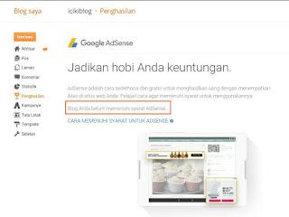 Cara Mendaftarkan Blog ke Google Adsense dengan mudah