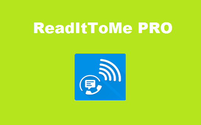 Download ReadItToMe