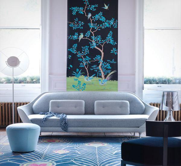 Inspirasi Dekorasi Ruang Tamu Unik