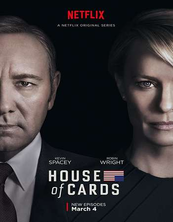House of Cards S02 Complete Dual Audio 720p BRRip [Hindi - English] ESubs