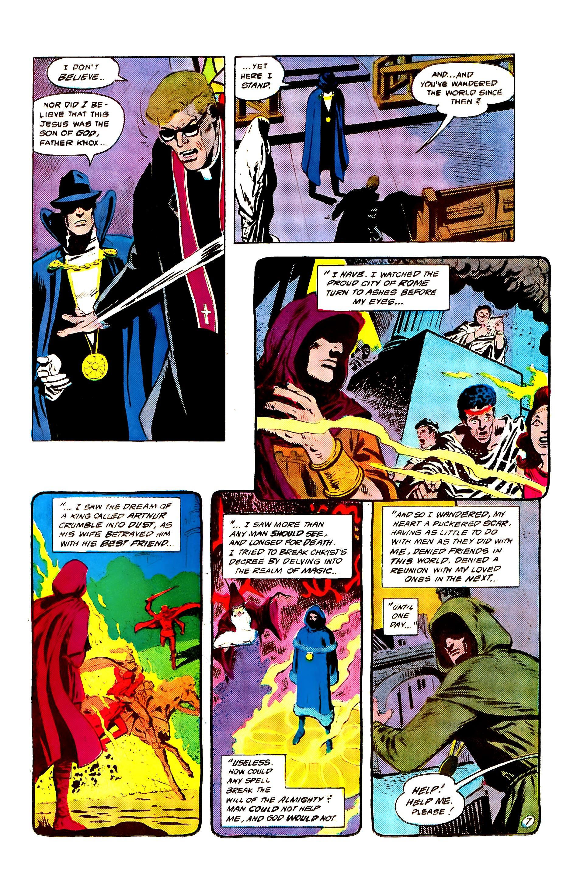 Read online Secret Origins (1986) comic -  Issue #10 - 11