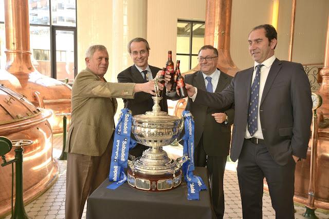 El Open Banc Sabadell de tenis ficha a Estrella Damm como sponsor