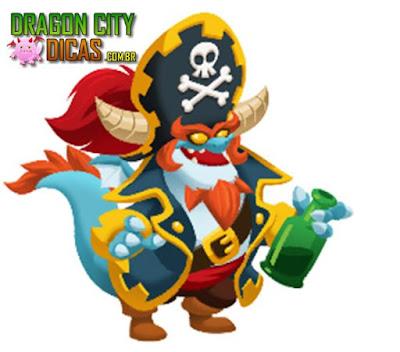 Dragão Capitão