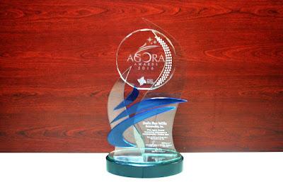 Novuhair President and CEO Wins Agora Award
