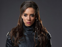 Hannah John-Kamen in Killjoys Season 3