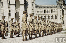 Colour Of Singapore Military In 1941 Vintage Everyday