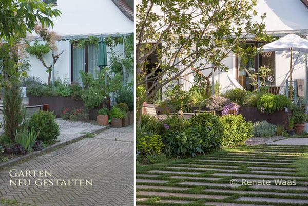Gartenblog Geniesser-Garten : Garten neu gestalten
