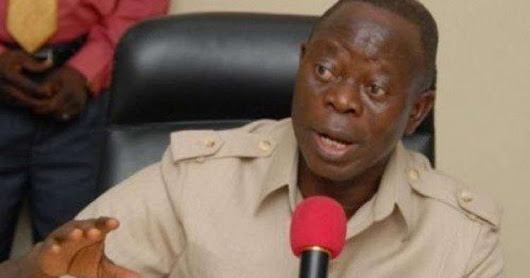 #political news:2019: What Oshiomhole said after closed-door meeting with Osinbajo