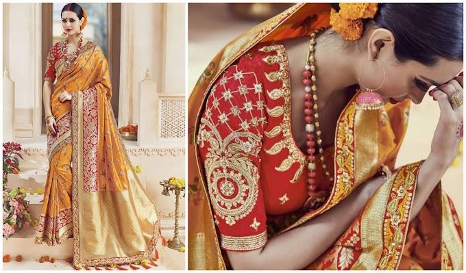 Everything You Need to Learn About Kanjivaram Silk Sarees