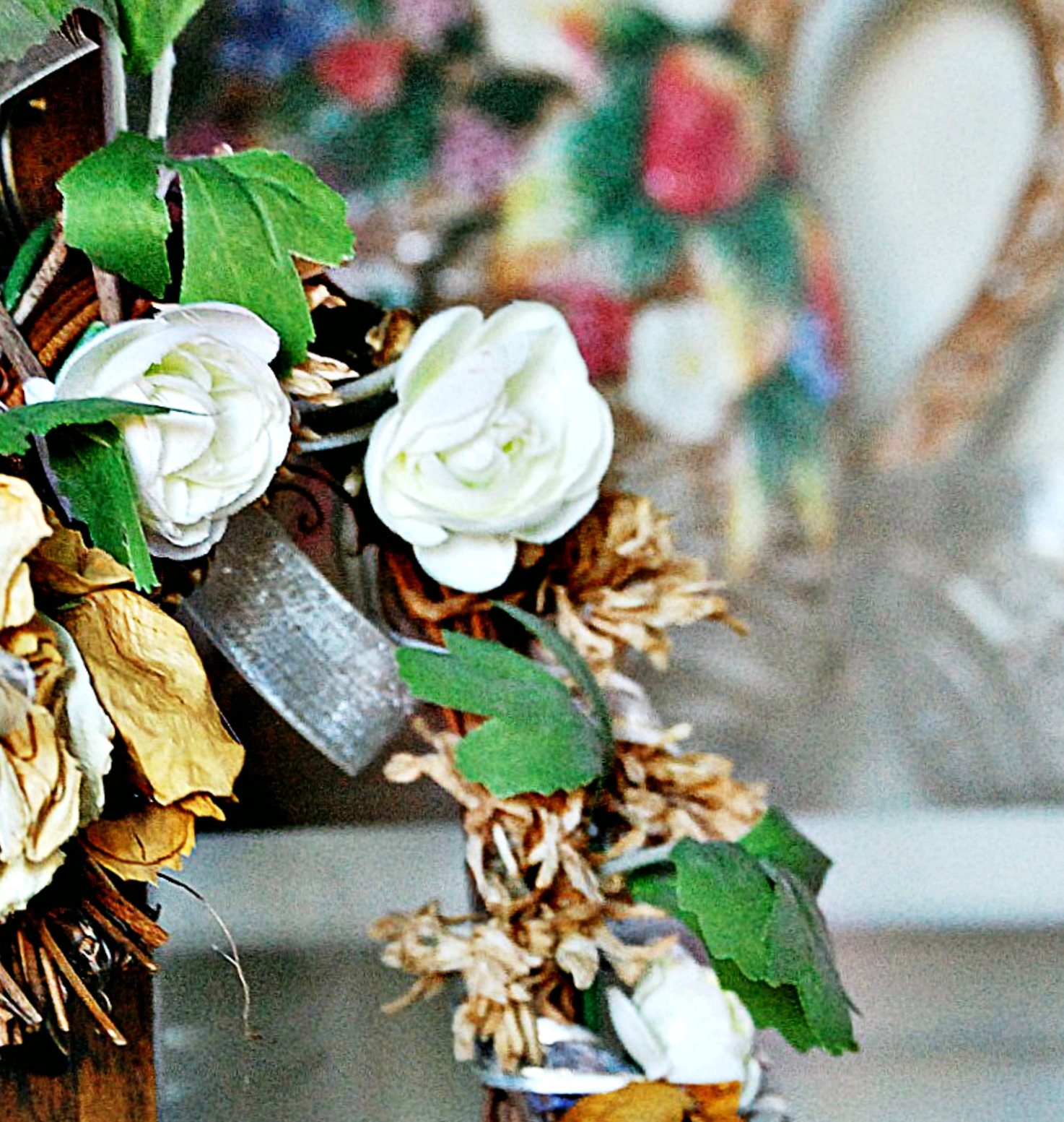 homemaking-faux-flowers-wreaths-home-decor-athomewithjemma