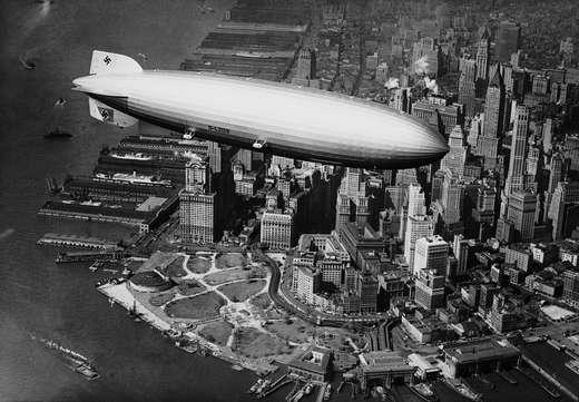 Speedboys Hindenburg Zeppelin 1937