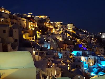 Santorini, Oia. Grecia.