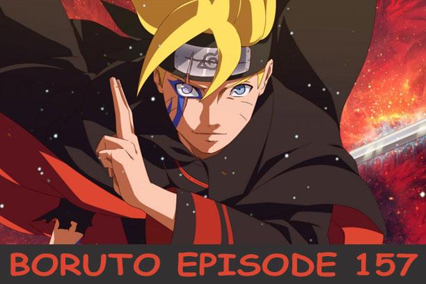 Boruto Episode 157