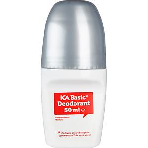 deodorant ica basic