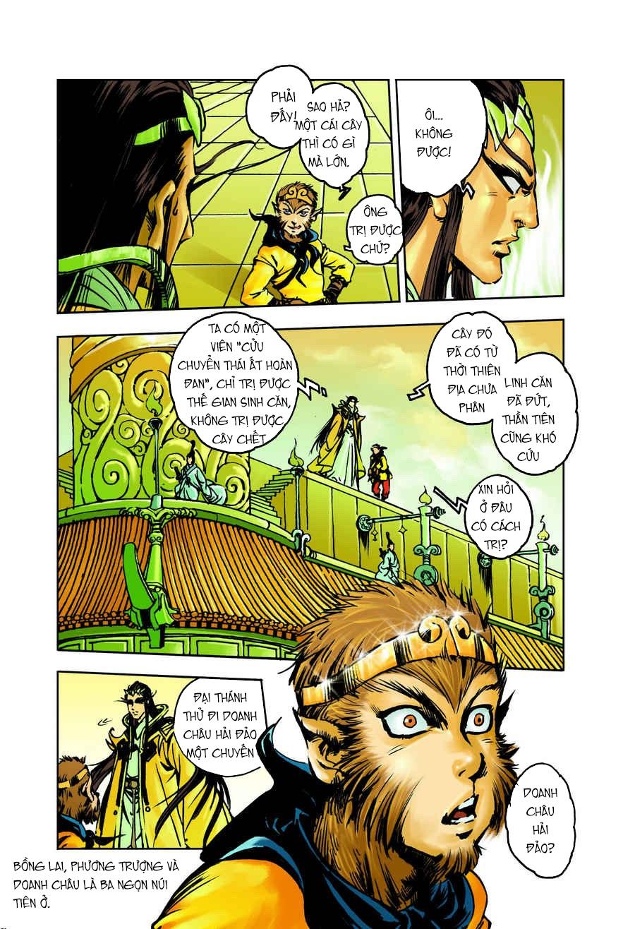 Tây Du Ký màu - Chapter 51 - Pic 8
