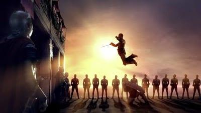 Spartacus (Sangre y Arena) - Capitulo 13 - Temporada 1 - Español Latino