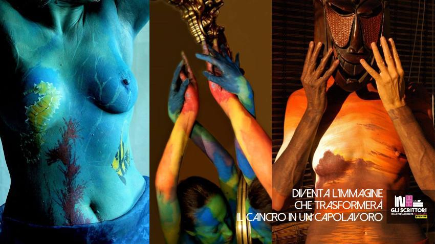 Il progetto Body Art Therapy ci ha coinvolto subito per il suo carico emotivo e oggi la stessa creatrice, Annamaria Mazzini, è qui per illustrarcelo.
